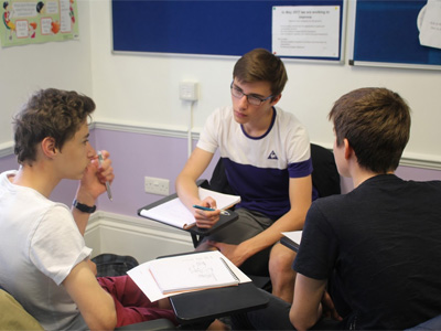 Children Courses Purley Language College